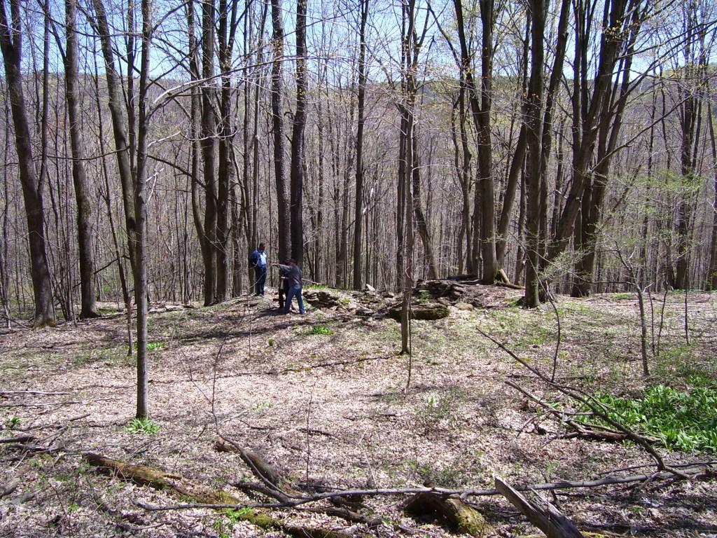 Dennis Farm.Field Trip, April 2006 020